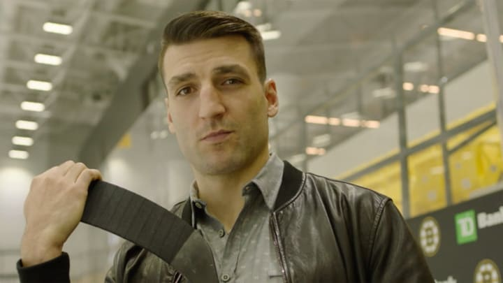 Patrice Bergeron on Mentorship and his Journey to the NHL