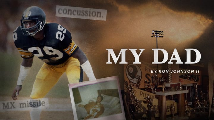 Pittsburgh Steeler Ron Johnson's Family Donates His Brain for CTE Research