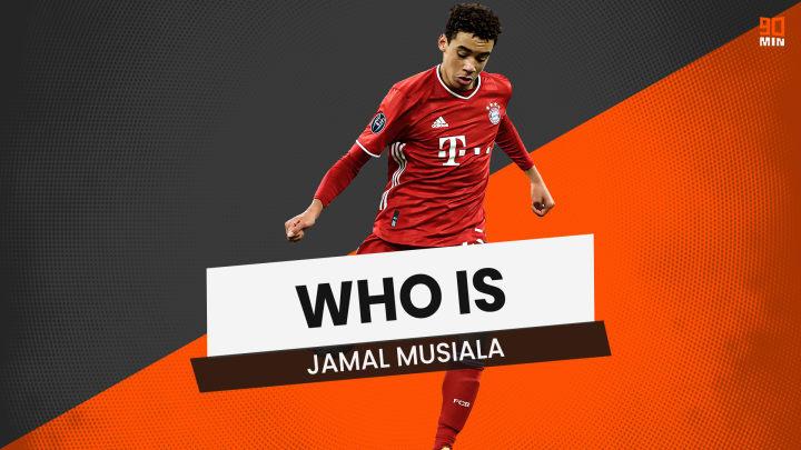 Player Profile: Jamal Musiala