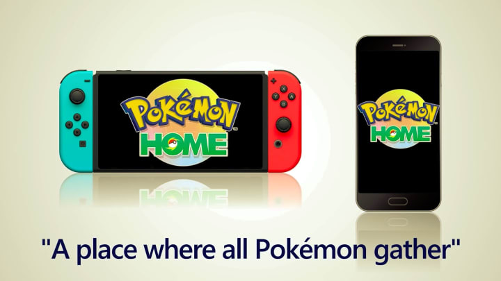 Pokémon Home has yet to receive a release date