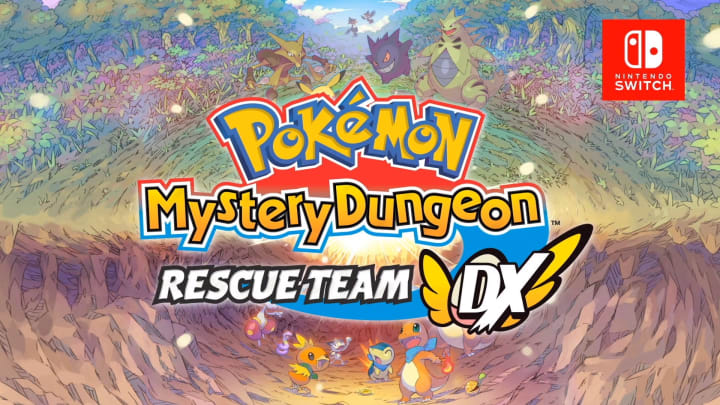 Pokémon Mystery Dungeon: Rescue Team DX was revealed during Nintendo's Thursday broadcast