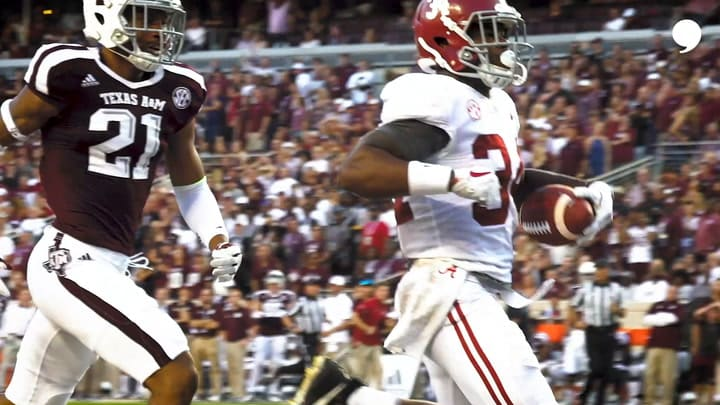 Position U | Alabama Running Backs