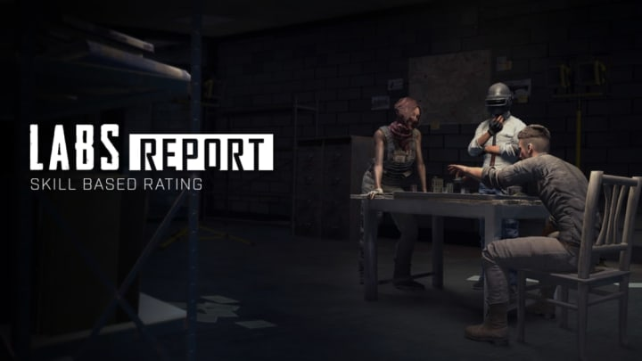 PUBG Corp discussed the skill-based rating system test in a blog post published Tuesday
