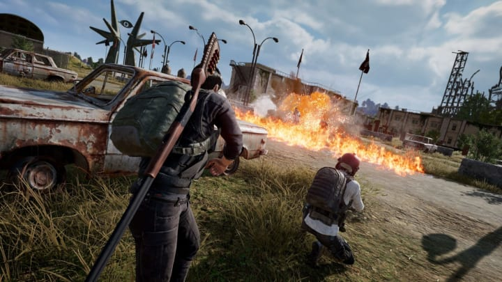 Grenade changes arrive in PUBG Update 6.2, coming to consoles in the coming weeks