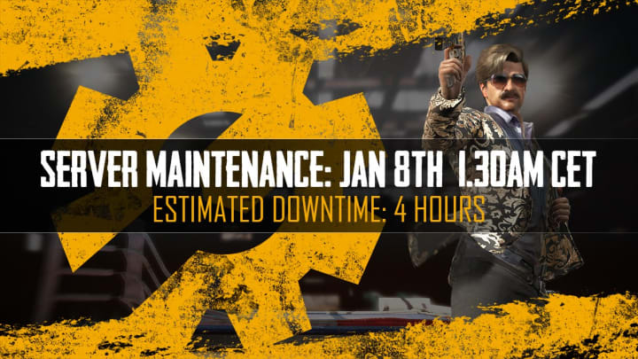 PUBG PC servers will go down Tuesday for maintenance