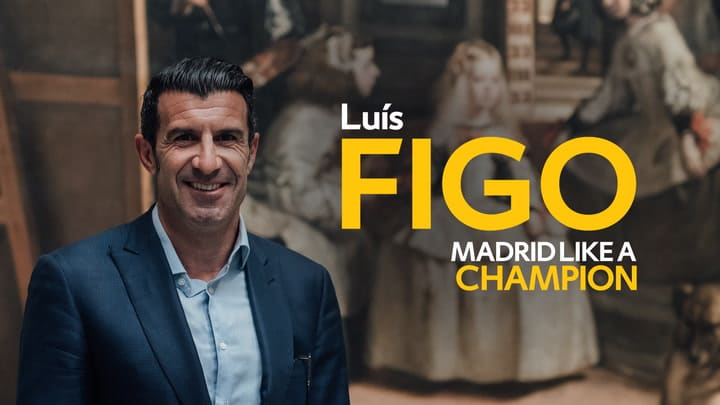 Real Madrid Legend Luis Figo Gives Private Tour Around Madrid | The Players Tribune