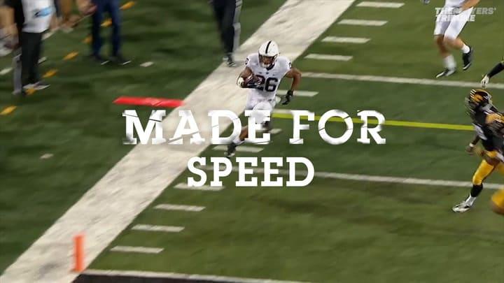 Saquon Barkley - Made for Speed