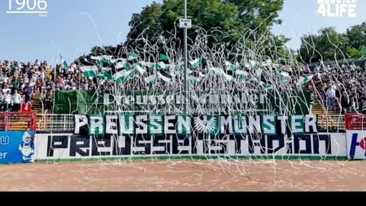 SC Preußen Münster - SV Rödinghausen 0:0 (Saison 2021/22)