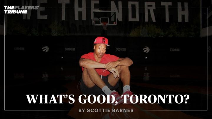 What's Good, Toronto? | By Scottie Barnes