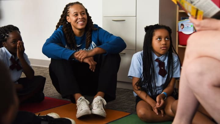Seimone Augustus on Creating Equal Educational Opportunities | Take Action