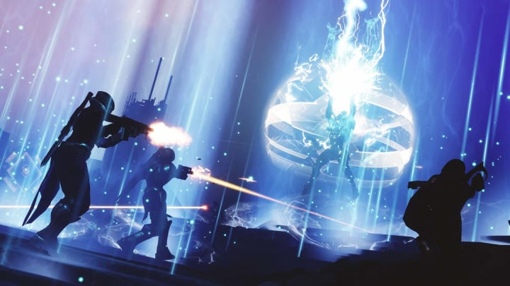 Breachlight in Destiny 2 is a powerful sidearm