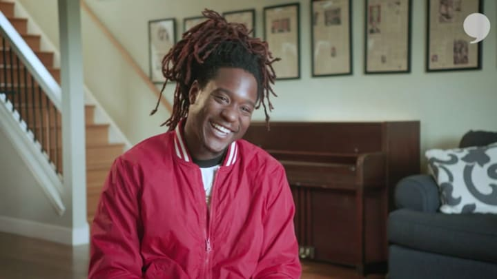 Shaquill Griffin strives for greatness on the football field by reflecting on his personal improvements each and every day.