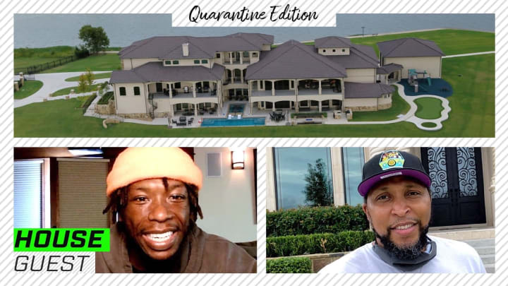 Shawn Marion's Matrix Island | Houseguest with Nate Robinson | The Players' Tribune