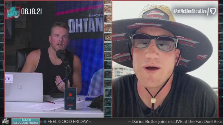 Shohei Ohtani Participating In Home Run Derby - The Pat McAfee Show