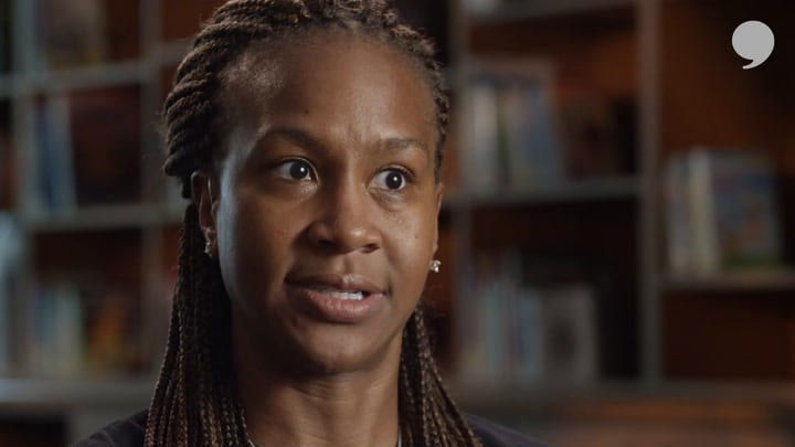 Tamika Catchings on making a difference off the court | Take Action | The Players' Tribune