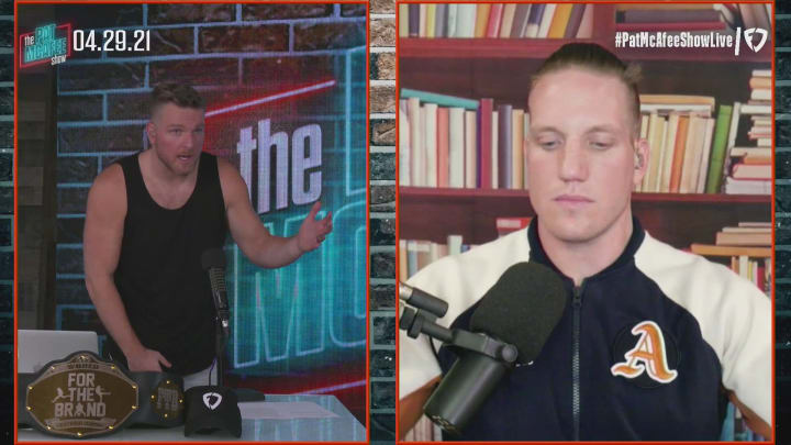 Teams Inquiring About Trade for Aaron Rodgers – The Pat McAfee Show