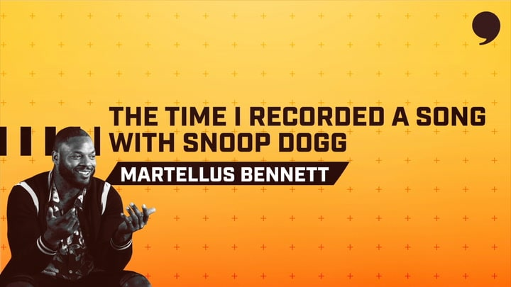 That Time Martellus Bennett Recorded a Song With Snoop Dogg | The Players' Tribune