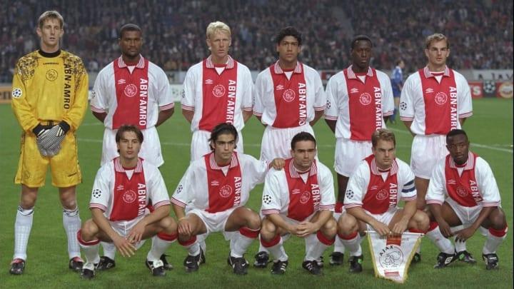 Ajax's golden generation of the mid-1990s