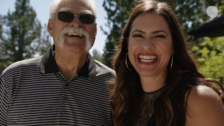 """I'm different, but I'm going to own this difference.""  Jessica Mendoza's greatest pride is her background.  The Olympic Gold Medalist shines light on her Hispanic heritage fueling her career."