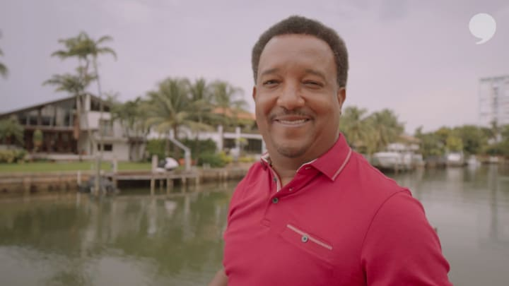 """I'm a product of an opportunity."" Pedro Martinez promised himself that once he made it to the MLB, he would create more opportunities for his community back home.  The former Red Sox pitcher shares his pride in honor of Hispanic Heritage Month."