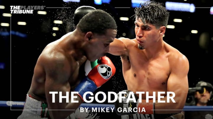 The Godfather with Mikey Garcia