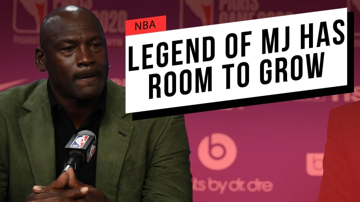 The Legend of MJ has Room to Grow