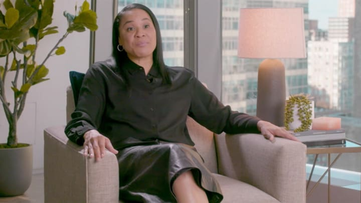 The Playing Field | Dawn Staley