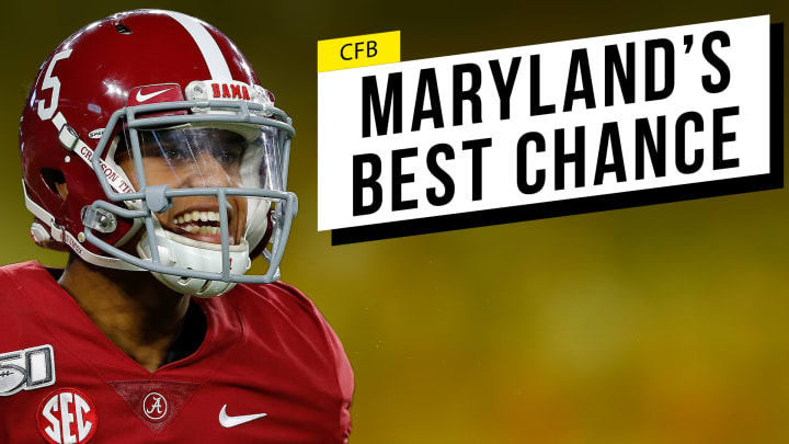 This is Maryland's Chance