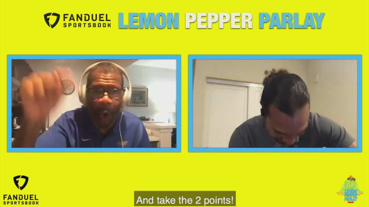 In this week's episode of Lemon Pepper Parlay, T.J. Houshmandzadeh and Rob Parker give out their picks for Week 7 of the NFL season. T.J. likes the Green Bay Packers laying 3.5 points against the Houston Texans on the road, and the undefeated Pittsburgh Steelers to defeat the undefeated Tennessee Titans. Rob likes the Detroit Lions to cover the spread against the Atlanta Falcons, and he likes the Cleveland Browns to bounce back against their division rival, the Cincinnati Bengals. T.J. doesn't like Rob's picks, but we'll see whose parlay cashes in a loaded Week 7 slate, with plenty of interesting matchups worth throwing in a parlay.