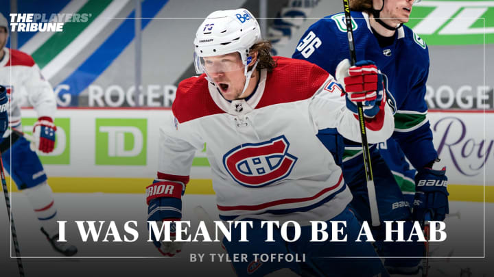 I Was Meant To Be a Hab | By Tyler Toffoli