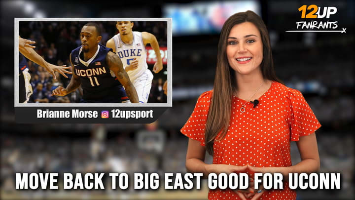 UConn Will Benefit From Big East Return