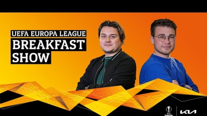 UEL Breakfast Show: Cult Heroes & Semi-Finals Preview   Presented By Kia