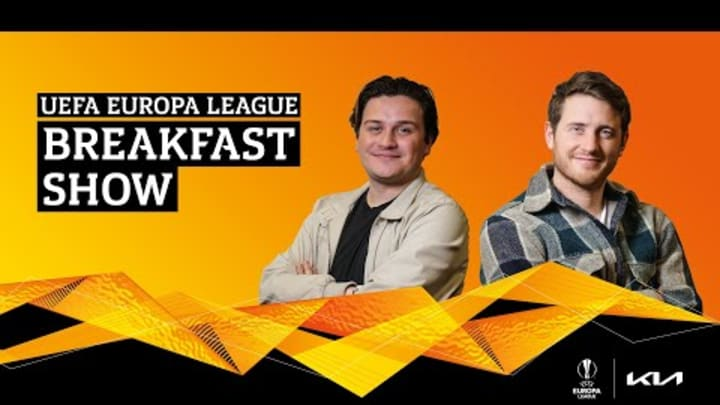 UEL Breakfast Show: Europa League Spirit, Cultures, and Sublime Strikes | Presented By Kia
