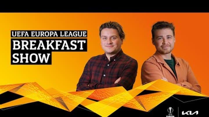 UEL Breakfast Show: Famous Academies & Future Stars | Presented By Kia