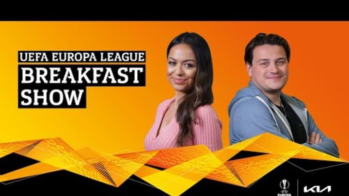 UEL Breakfast Show: Multiple Winners & Semi-Finals 2nd Leg Preview | Presented By Kia