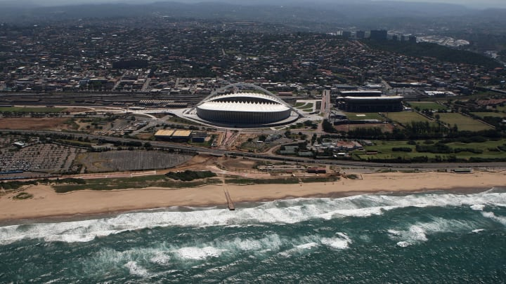 2010 World Cup Venues & Cities - Durban