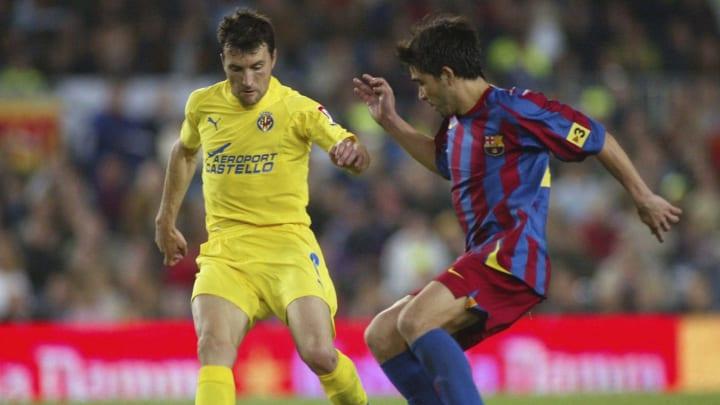 La Liga: Barcelona v Villarreal