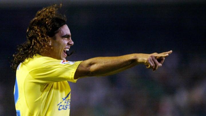 Villarreal's Argentinian midfielder Juan