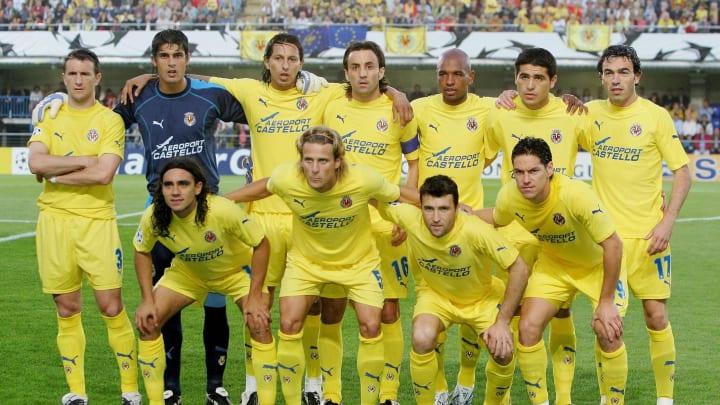UEFA Champions League Semi Final - Villarreal v Arsenal