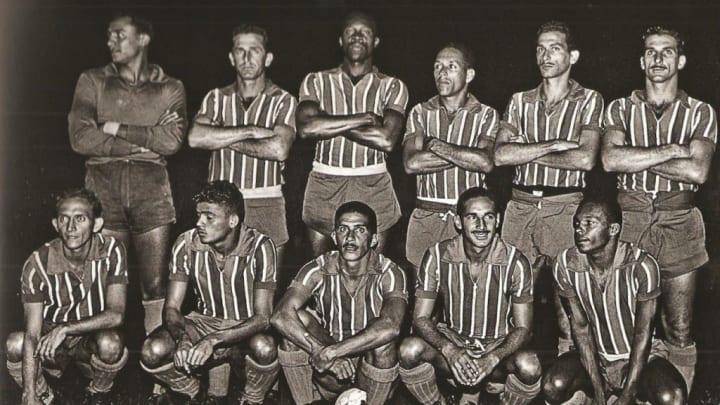 Esquadrão dominou o futebol brasileiro na reta final dos anos 50