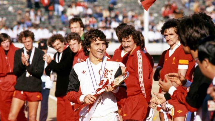 Flamengo conquistou o mundo em 1981