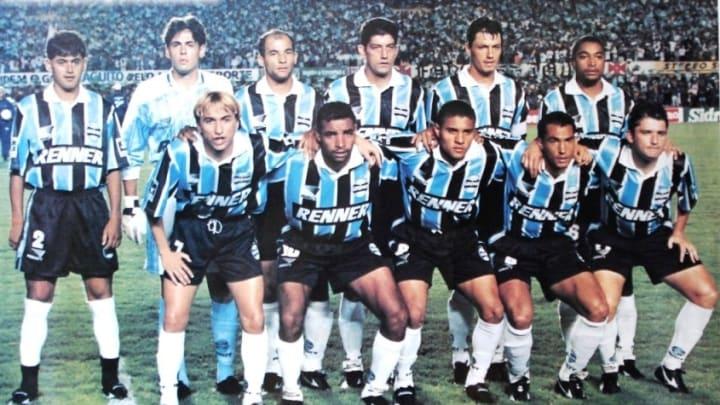 Grêmio de Paulo Nunes conquistou o Brasileiro de 1996