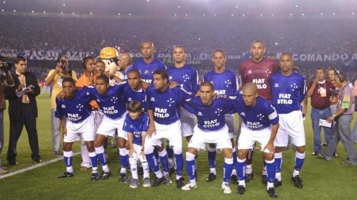 Cruzeiro chegou perto de tríplice real