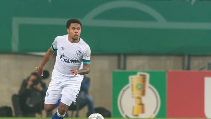 Arminia Bielefeld v FC Schalke 04 - DFB Cup