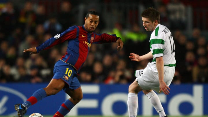 Barcelona v Celtic - UEFA Champions League
