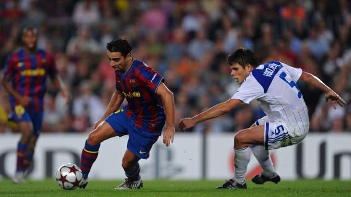 Barcelona v Dynamo Kiev - UEFA Champions League