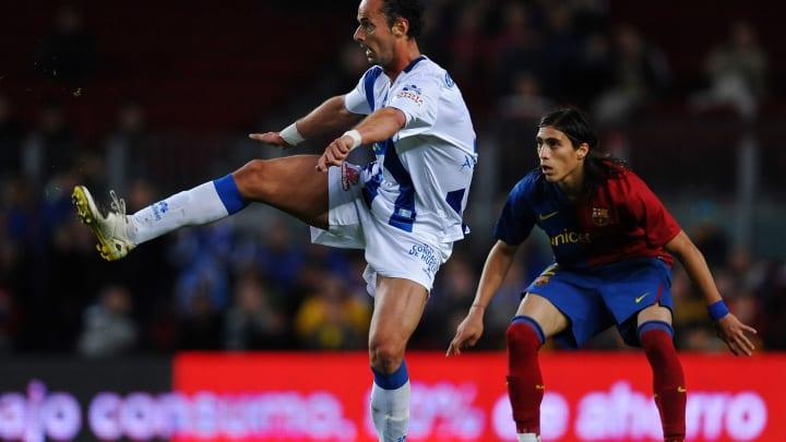 Barcelona v Recreativo Huelva - La Liga