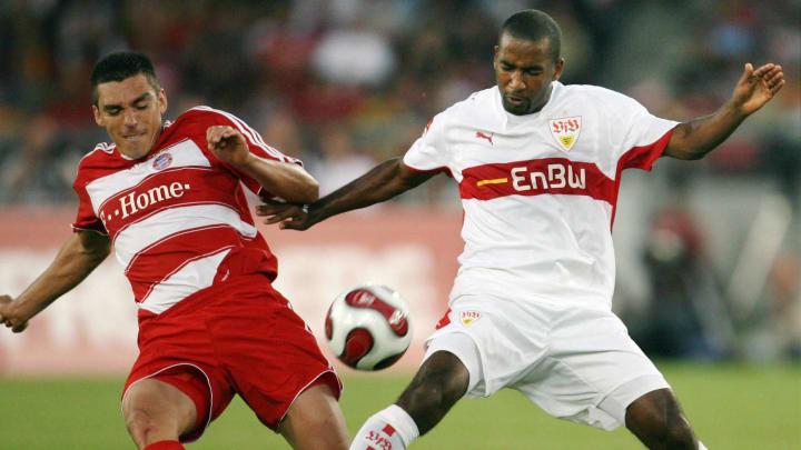 Bayern Munich's Brazilian defender Lucio...