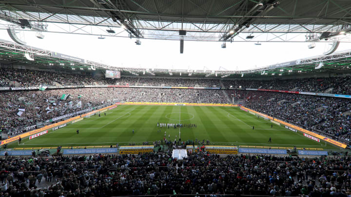 Borussia Moenchengladbach v Bayer 04 Leverkusen - Bundesliga