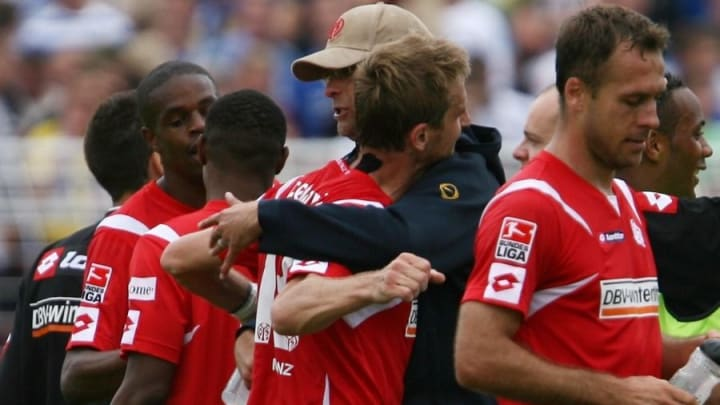 Carl Zeiss Jena v FSV Mainz 05 - 2. Bundesliga